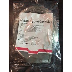Nasal Oxygen Cannula for Pedia